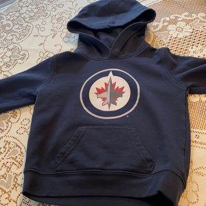 NHL Winnipeg Jets 3T Kids Hoodie